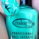 Color Club AGE OF AQUARIUS Mini Size ~ Nail Polish/Lacquer Color# N04