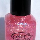 Color Club HOT COUTURE (Sheer Glitter) Mini Size ~ Nail Polish/Lacquer ~ Color# 875