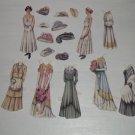 Paper Doll Set - Brides Maids