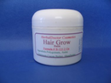Hair Grow Balm 2 oz B-123
