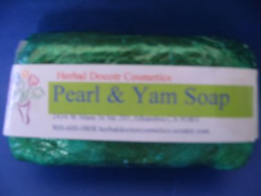 Pearl and Yam Soap 4.0 oz  S-101
