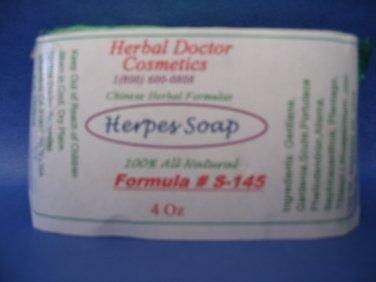 Herpes Healing Soap 4 Oz S-145