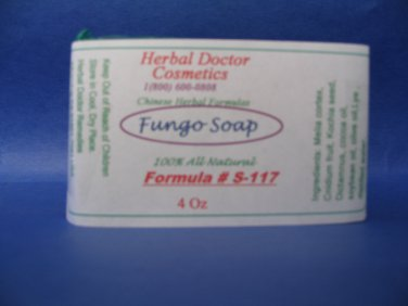Fungo and Itching Stop Soap 4 oz S-117