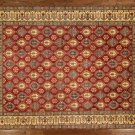 Oriental Rug Super Kazak 100% Wool 12' X 16' Hand Knotted Tribal Design Rug S468