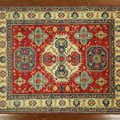 New Unique Hand Knotted Tribal Kazak 8x11 Veg Dyed Oriental Wool Area Rug H3652
