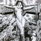 Vampirella #11 Reis Black and White Variant Near Mint