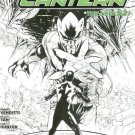 Green Lantern #24 Sketch Variant Robert Venditti  Billy Tan New 52 Lights Out