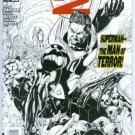 Earth 2 Comic #18 (2013) NM Black & White Variant DC New 52