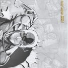 FLASH #0 DC Comics (2011) New 52 1:25 B&W VARIANT