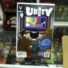 Unity (2013) #1 NM (Orderall 8-Bit Evolution Variant)