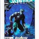 JUSTICE LEAGUE #12 NEW 52 VARIANT AQUAMAN SUPERMAN & BATMAN