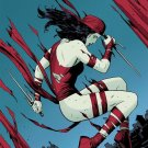 Elektra #1 1:50 Paolo Rivera Variant - Marvel Comics All-New Marvel NOW!