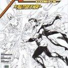 Action Comics #14 1:100 Sketch Variant DC: The New 52! Superman Action Comics
