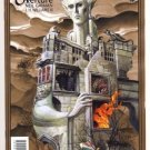 Sandman Overture #2 1:100 J.H. Williams III Metallic Bronze Ink Variant Cover