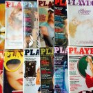 Playboy 1982 Centerfolds Arthur C Clark Robin Williams