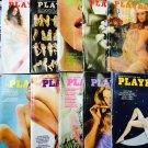 Playboy 1973 Full Year Set Russ Meyer Linda Lovelace Deep Throat Kurt Vonnegut