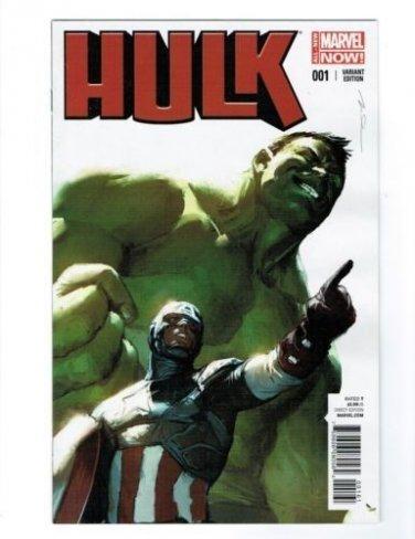 Hulk (2014) #1 All-New Marvel NOW! Captain America Avengers Variant NM