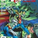 Superman Unchained #4 Reborn Cover 1:50 VF  NM Variant