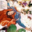 Justice League #23 Trinity War RARE 1:25 Variant NM Superman NEW 52