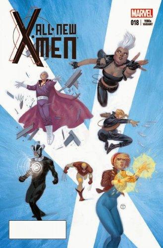 ALL-NEW X-MEN (2012) #18 (TEDESCO 80'S VARIANT)