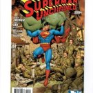 Superman Unchained #4 DC Comics Golden Age 1:75 Variant WWII Superman with Mail