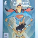 Superman Wonder Woman No.1 Comic Book 1:25 Variant Incentive Chaing Cover