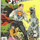 Superman Unchained #2 1:50 Bronze Age Variant DC: The New 52! VF/NM