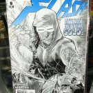 "The Flash #6 Black & White ""Revenge Best Served Cold"" Variant, DC: The New 52!"