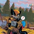 Nightcrawler (Vol.4) #1 Chris Samnee Animal Variant All-New Marvel NOW!