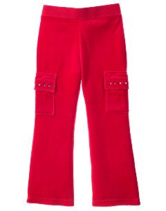 Size 5 Gymboree Sugar & Spice Velour Pants NWT