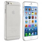Thin Crystal Clear Hard Case for Apple iPhone 6 Plus