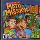 Math Missions-The Amazing Arcade Adventure