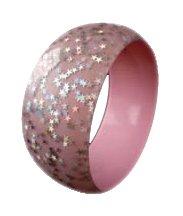 Pink Sparkle Bangle