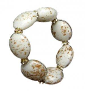Rock Beaded Bracelet