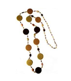 Flatbead Necklace