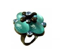 Clearwater Flower Ring