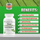 Pure Green Coffee Bean Extract with 50% Standardized GCA