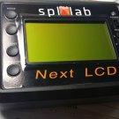 SPL-Lab Next-LCD 1 Sensor Kit SPL dB RTA AC Power Measuring system