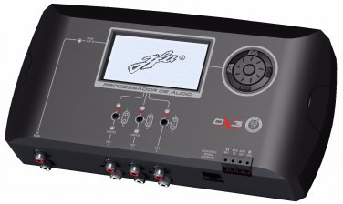 JFA Electronics DSP DX3 3way Crossover