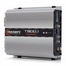 Taramp's T 800.1 2ohm 800w Amplifier