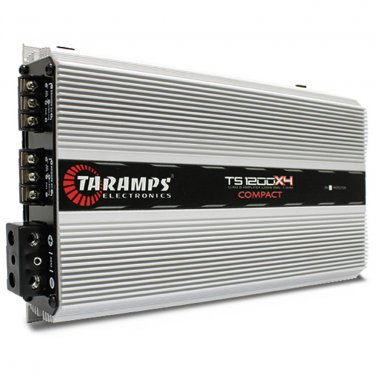 Taramp's TS-1200x4 Compact 1200w 1ohm