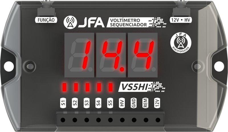 JFA Electronics VS5HI Voltmeter Sequencer