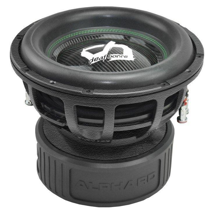 Alphard Sound Deaf Bonce DB-312 2500wrms