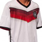 GERMANY SOCCER JERSEY WORLD CUP 2014 SIZE XL