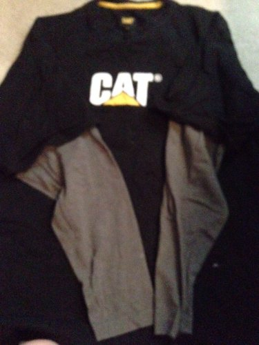 """CAT"" Dual Short Sleeve & Long Sleeve Shirt - Large"