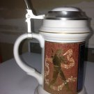 *Beautiful* RARE ELVIS - Collectors Beer Stein - Bradford Exchange: 1935-1977