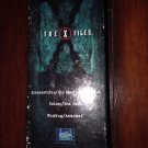 ⭐️COLLECTABLE BOX SET⭐️ X-FILES On VHS - 3 Episodes To Watch From!