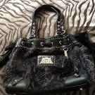 "SALE⭐️NTN⭐️ JUICY COUTURE SEXY ""WILD THING"" DAYDREAMER PEWTER SNAKE ~VELOUR"