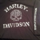 """Bling Bling"" Harley Davidson Long Sleeve Shirt (motorcycle/harley/chopper)"