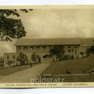 Taylor Gymnasium and Field House Lehigh University Bethlehem Pennsylvania postcard